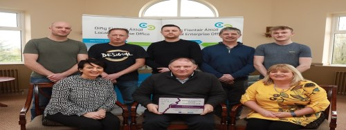 Carlow Toolmaking NEA 2019 Winners