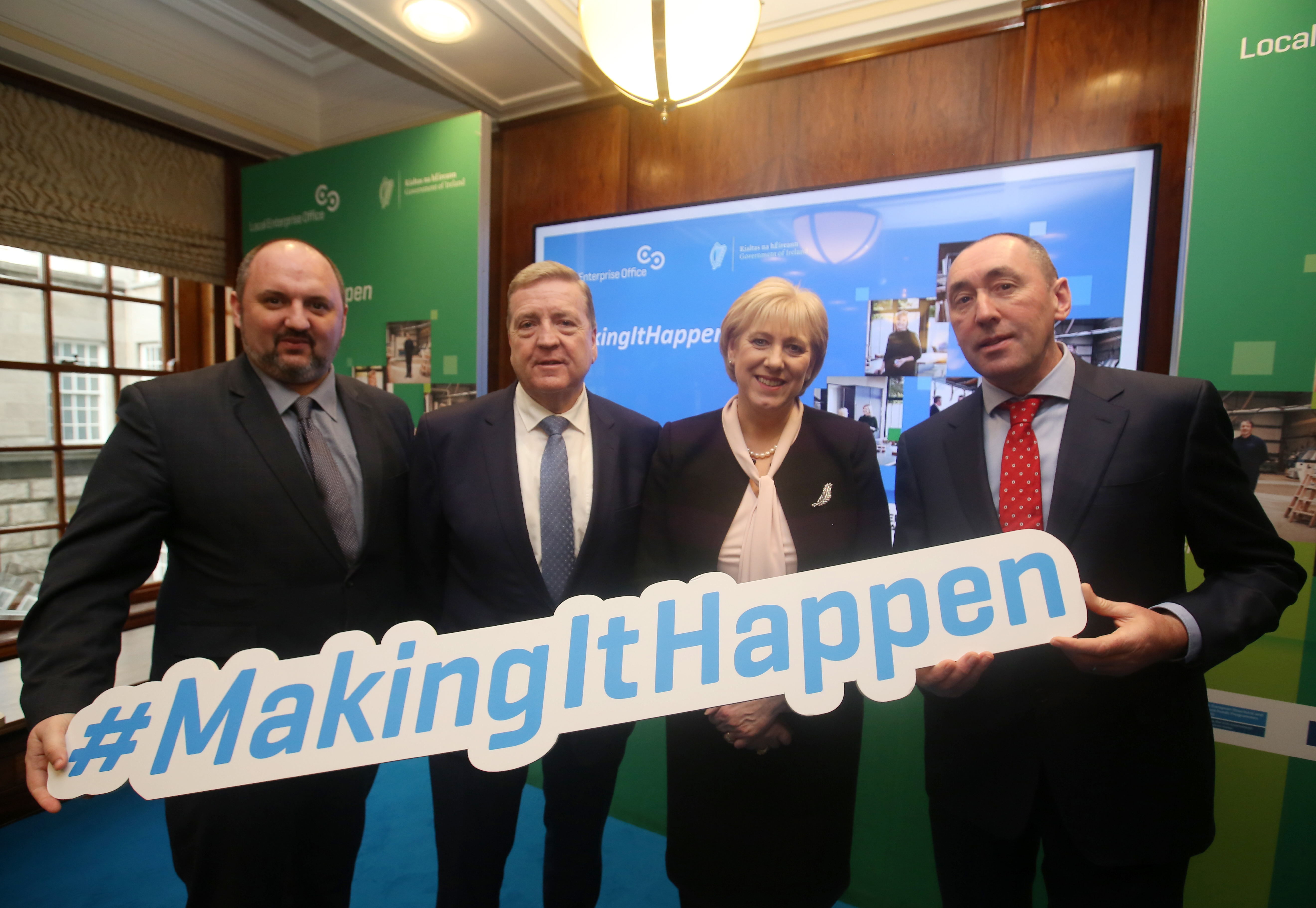 Making it Happen Launch of Jobs
