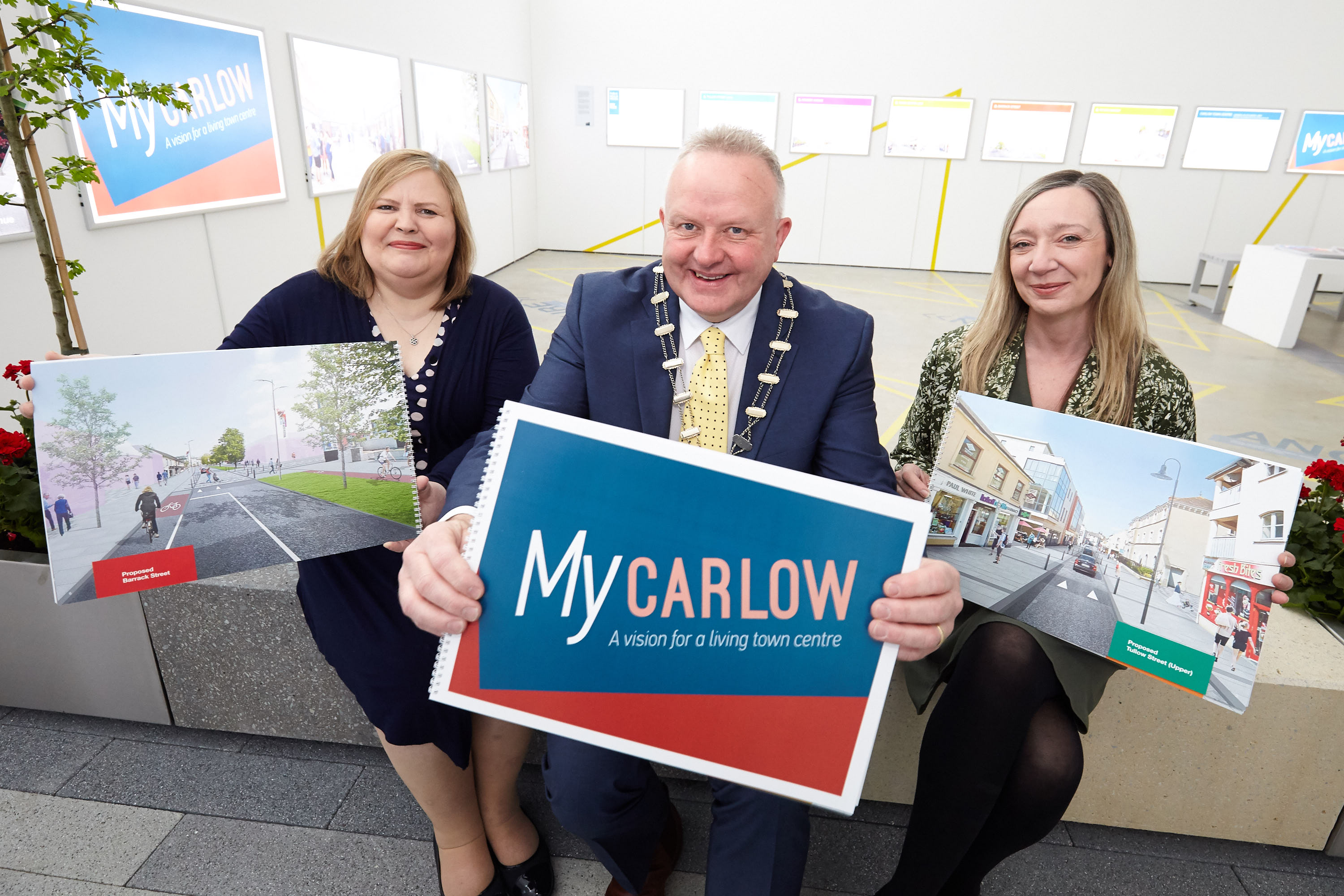 My Carlow Launch