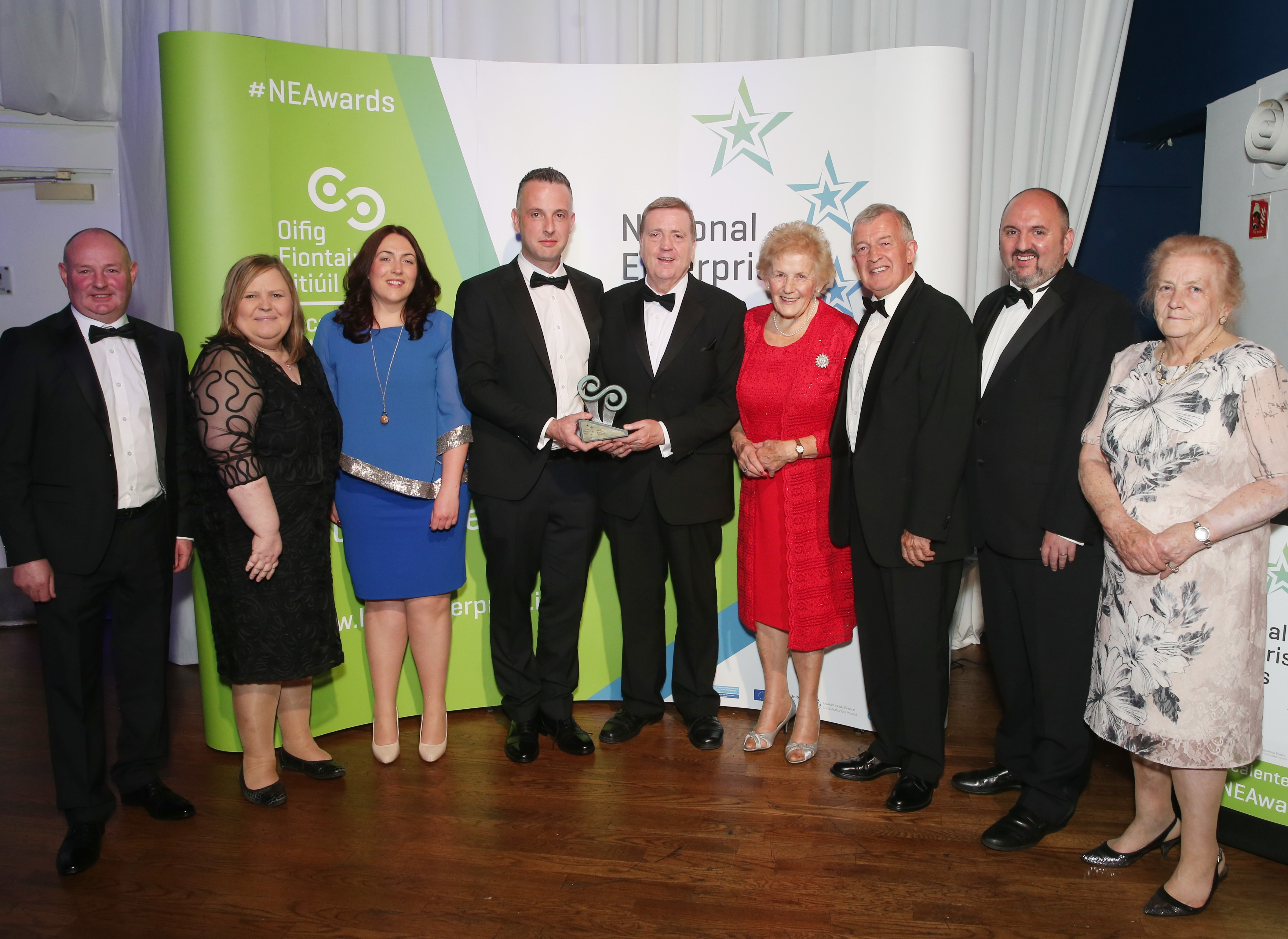 National Enterprise Awards Photo