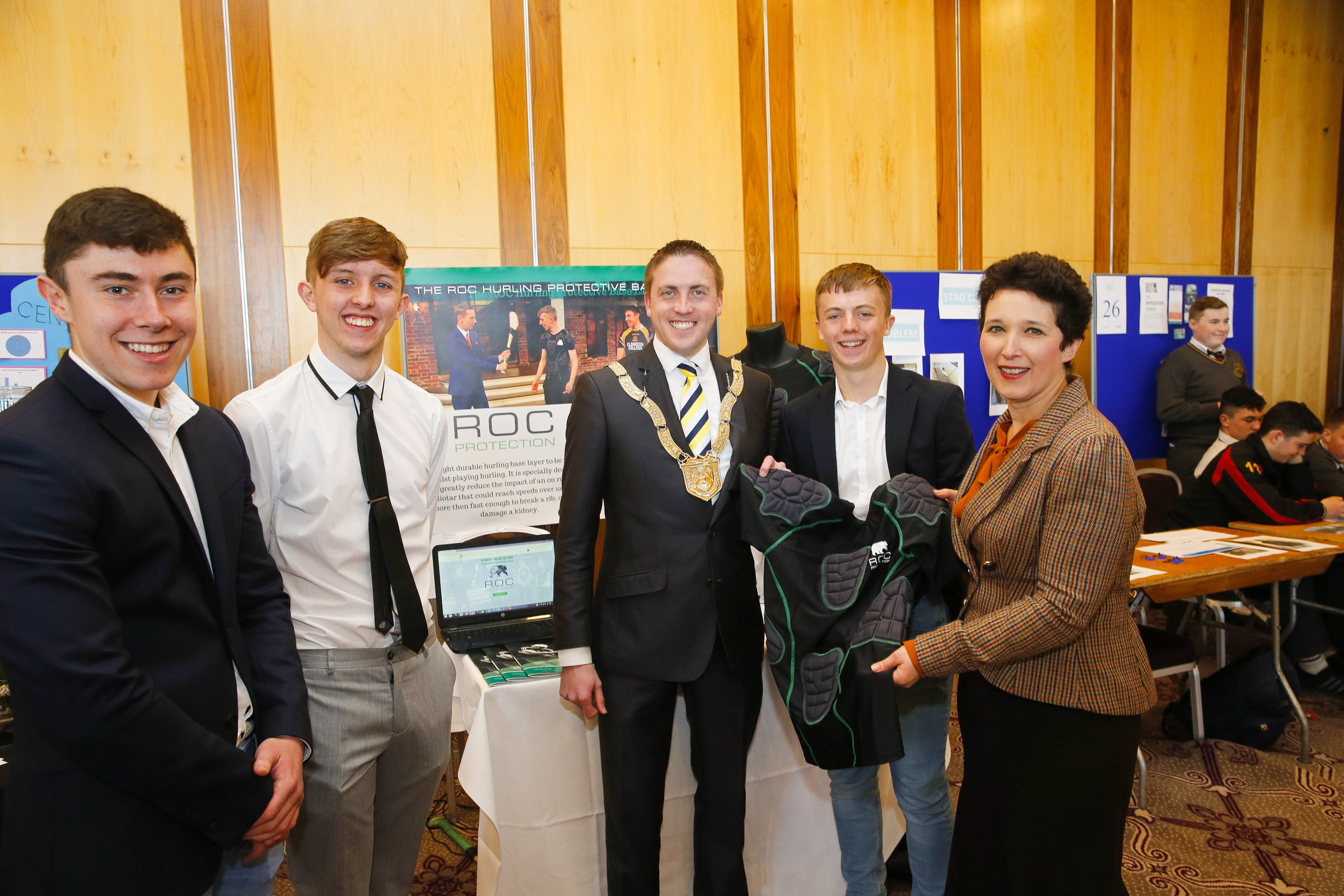 ROC Student Enterprise Award Winners