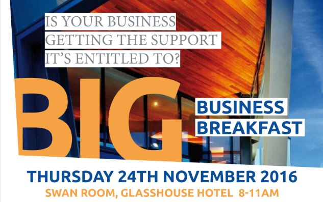 Big Business Breakfast Thumbnail image