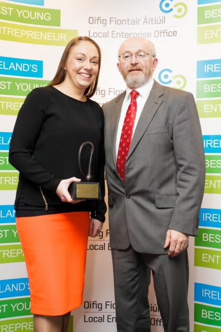 IBYE Regional Final Gillian and Michael