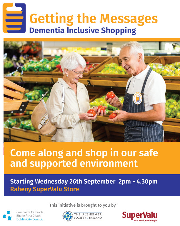 Getting the Messages - Dementia Inclusive Shopping