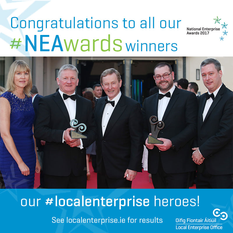 National Enterprise Winners 2017