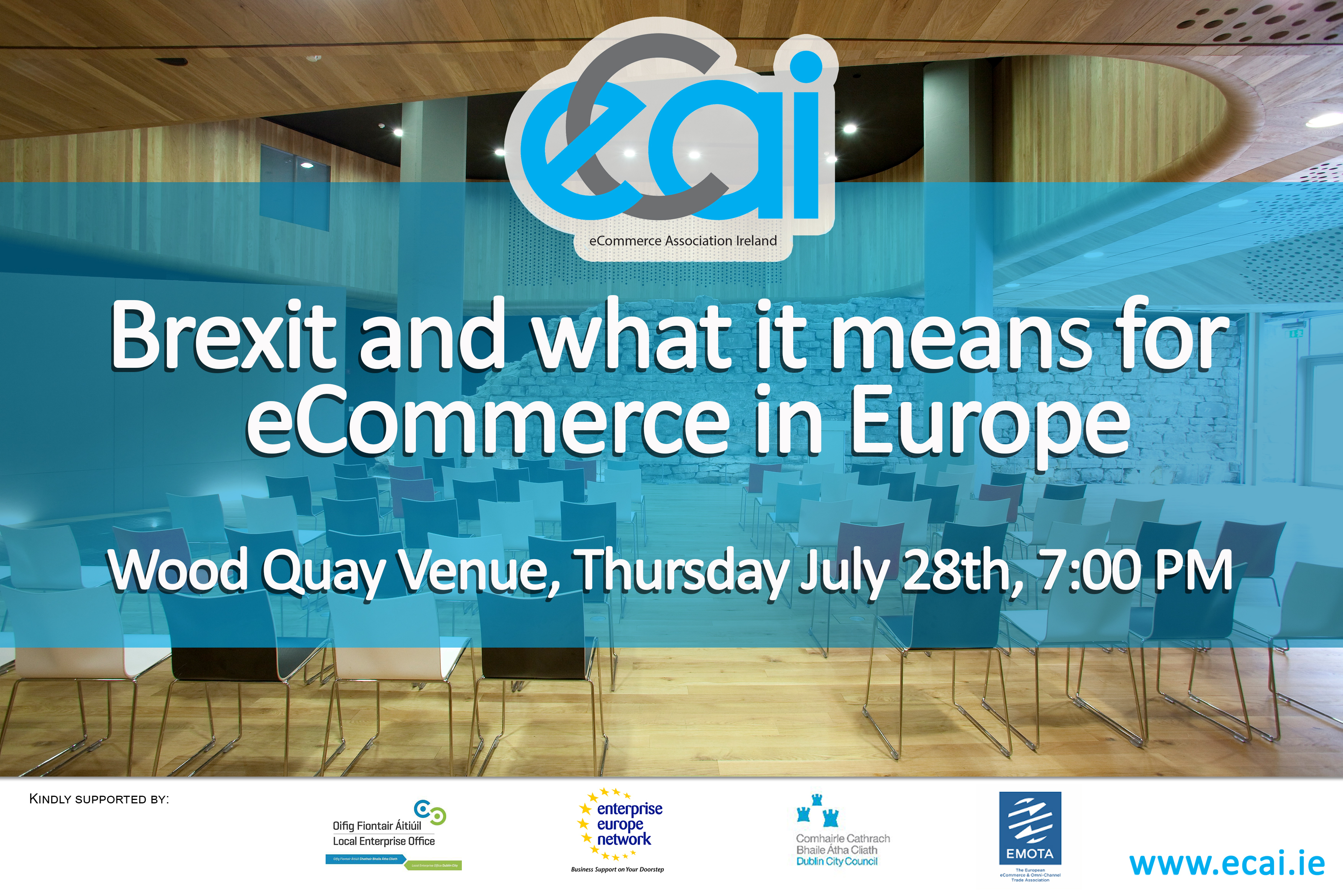 Ecommerce Association of Ireland (eCAI) Offical Launch