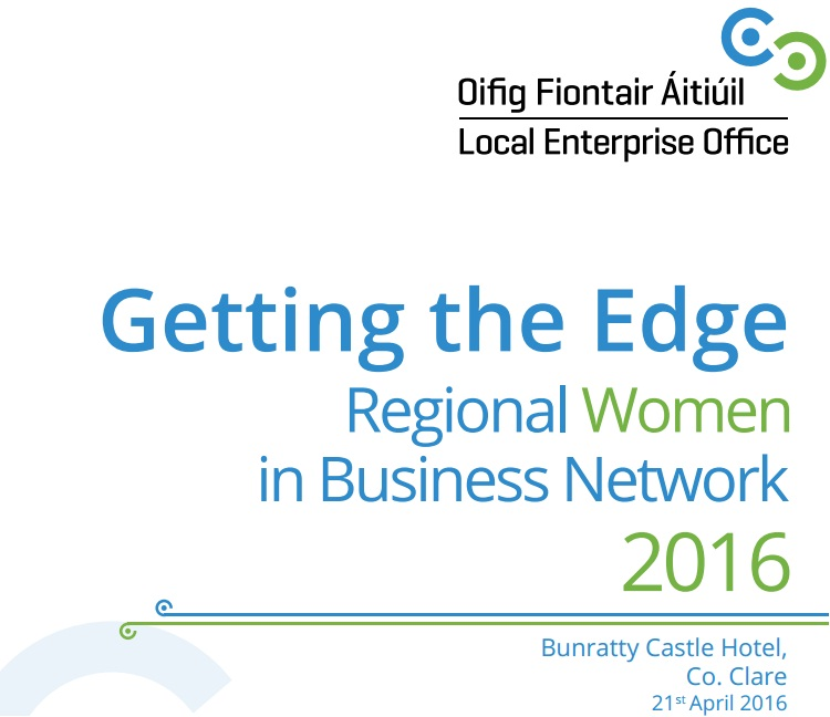 Regional Women in Business Network 2016