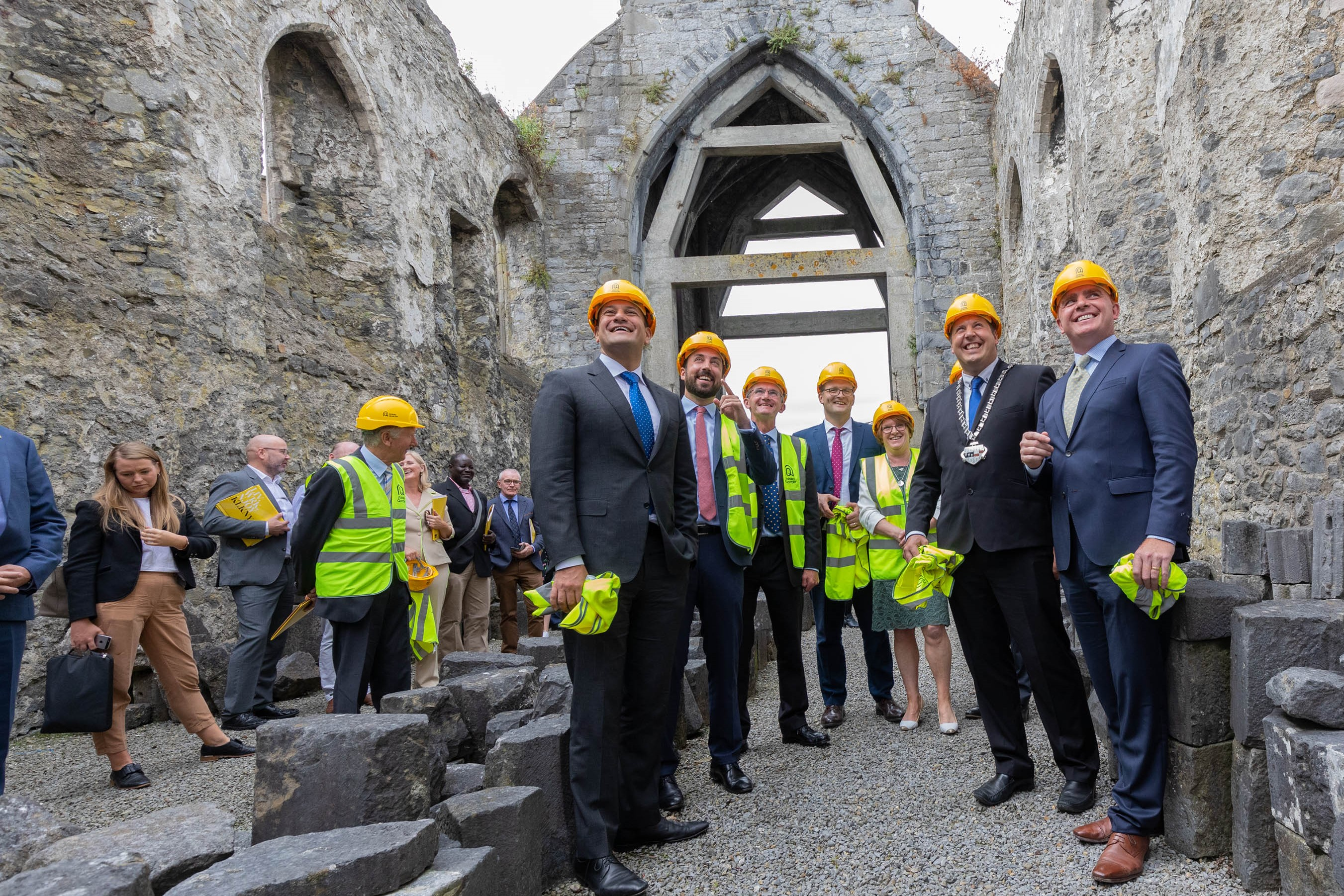 Launch-of-the-Abbey-Quarter-Site-Kilkenny