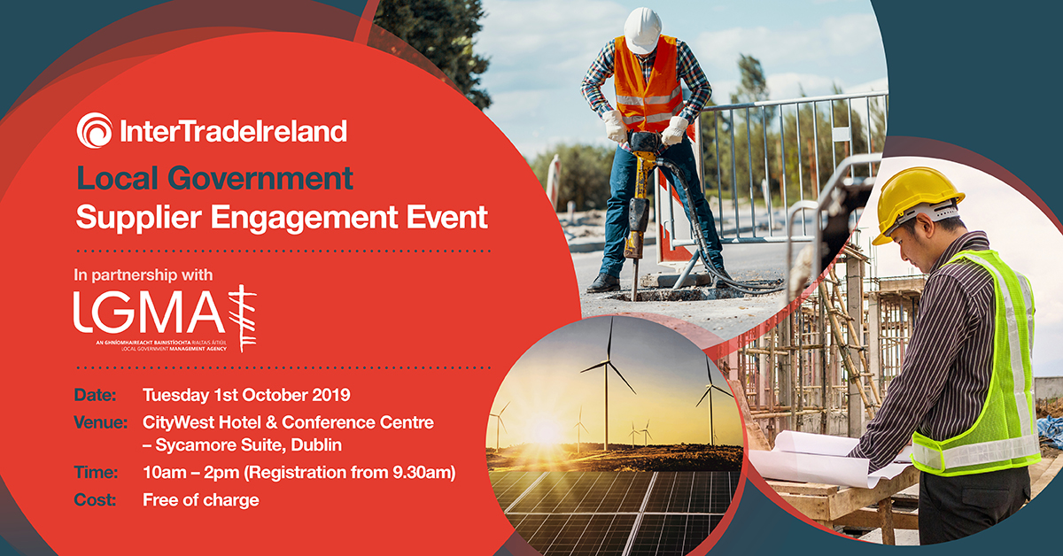 Local Government Supplier Engagement Event