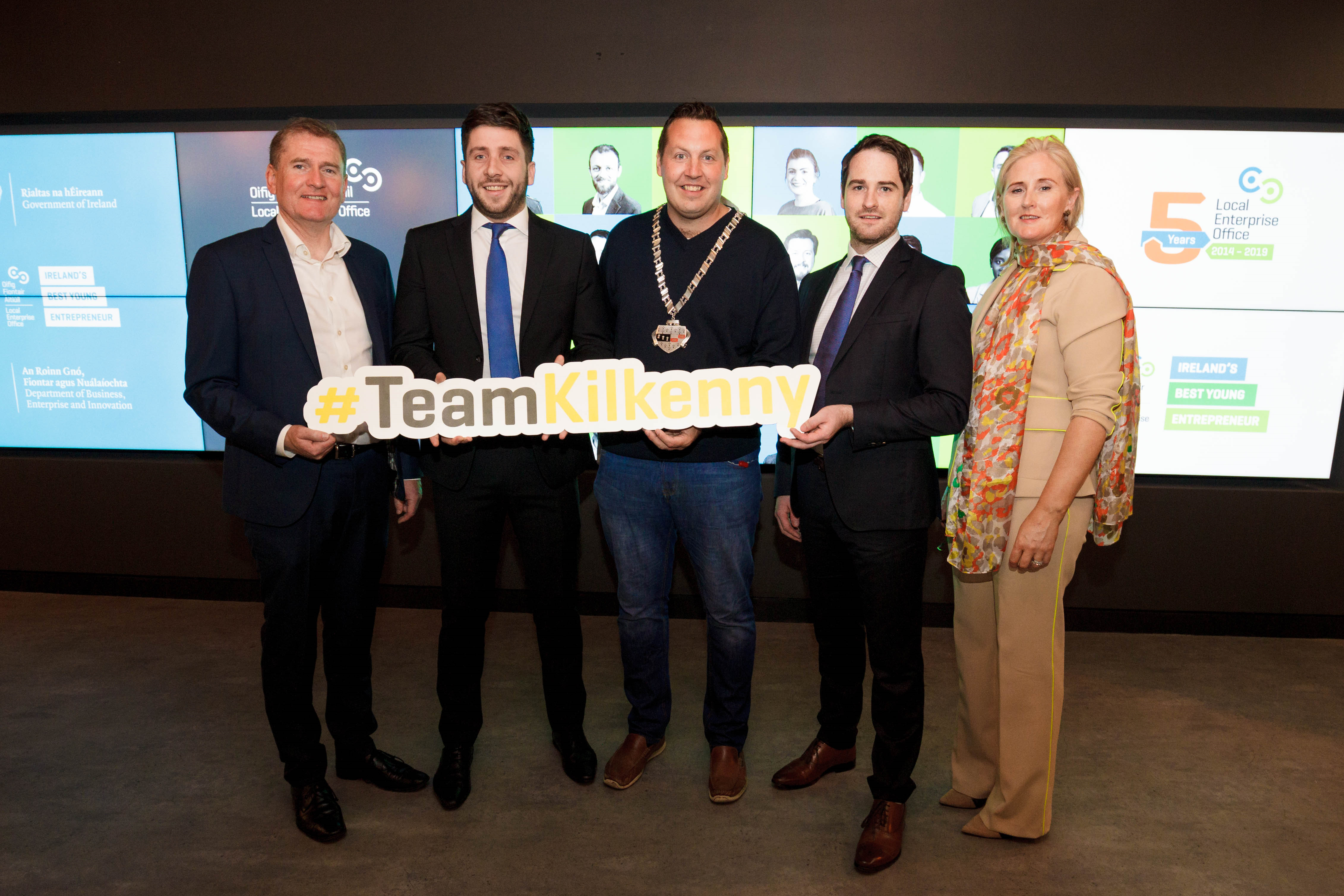 National Final of Ireland's Best Young Entrepreneur