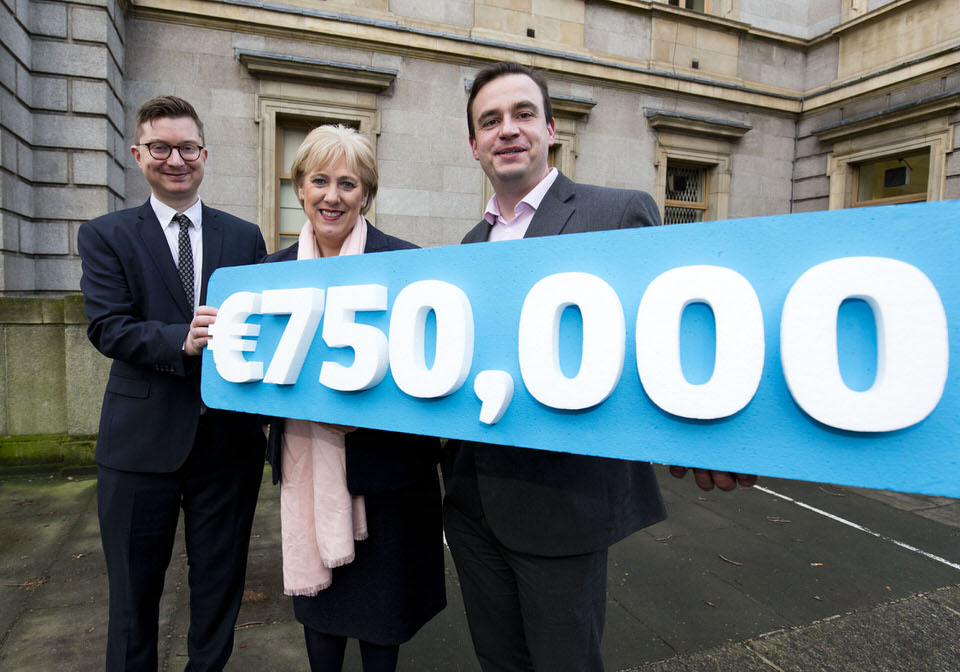 Enterprise Ireland announces All Sector €750,000 Competitive Start Fund to accelerate growth of start-ups