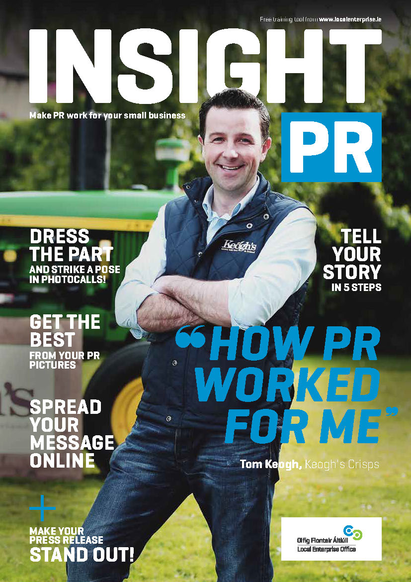 Insight PR Front Cover