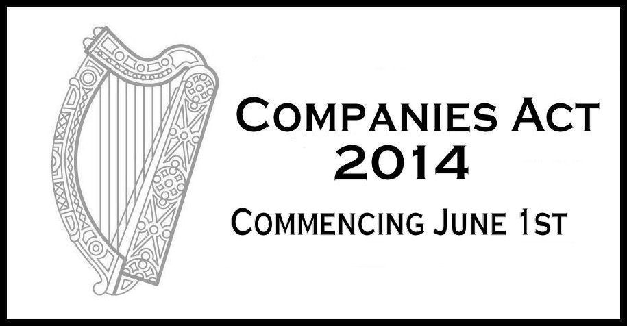 The Companies Act 2014