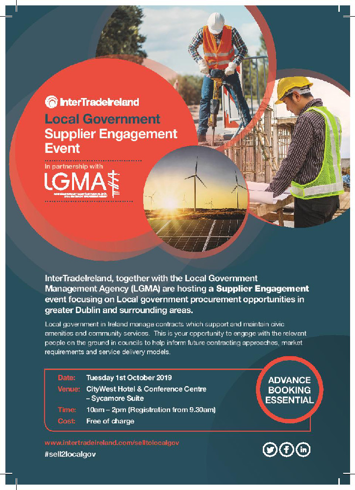 Supplier Engagement Event