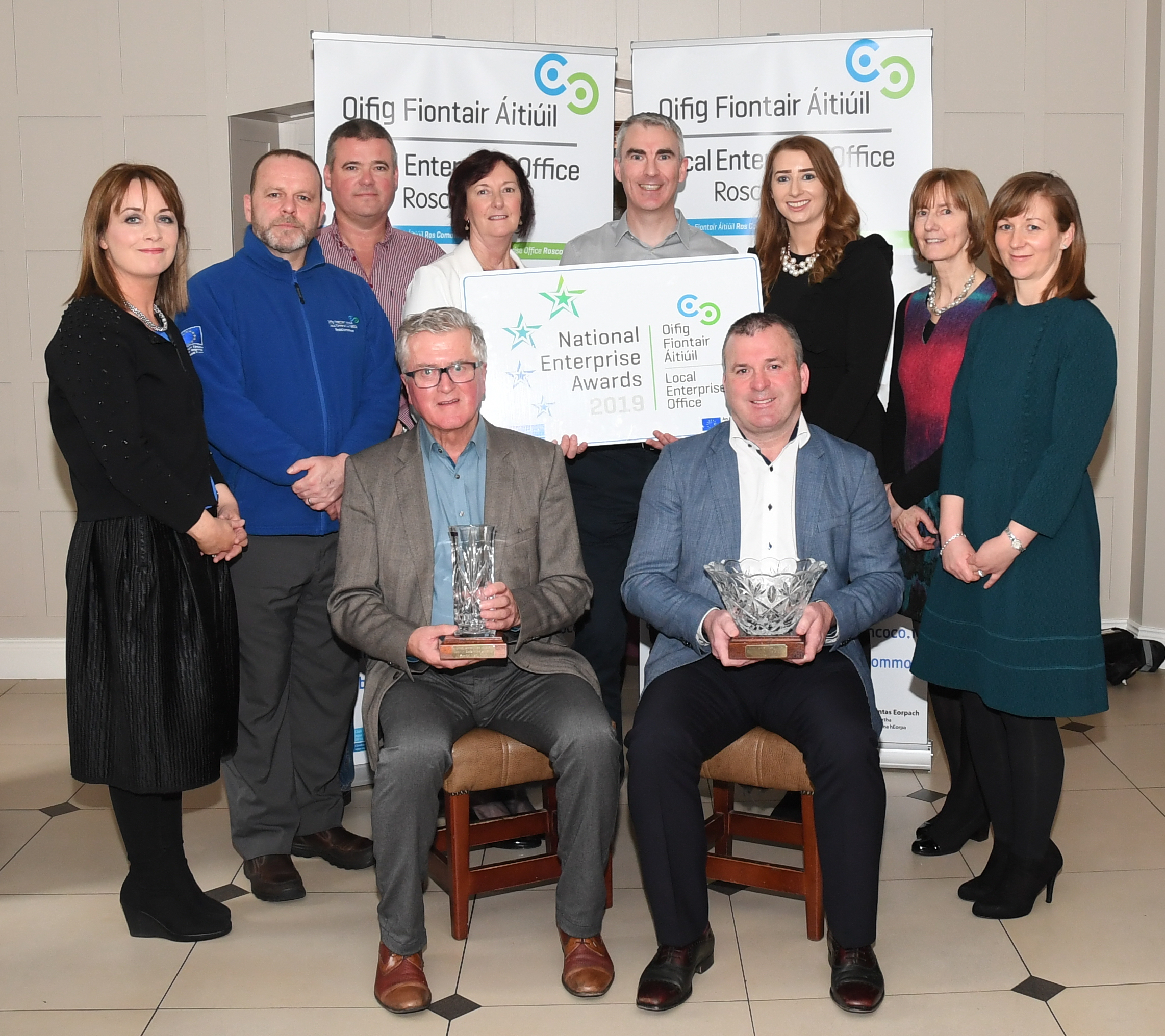 County Enterprise Award Winner