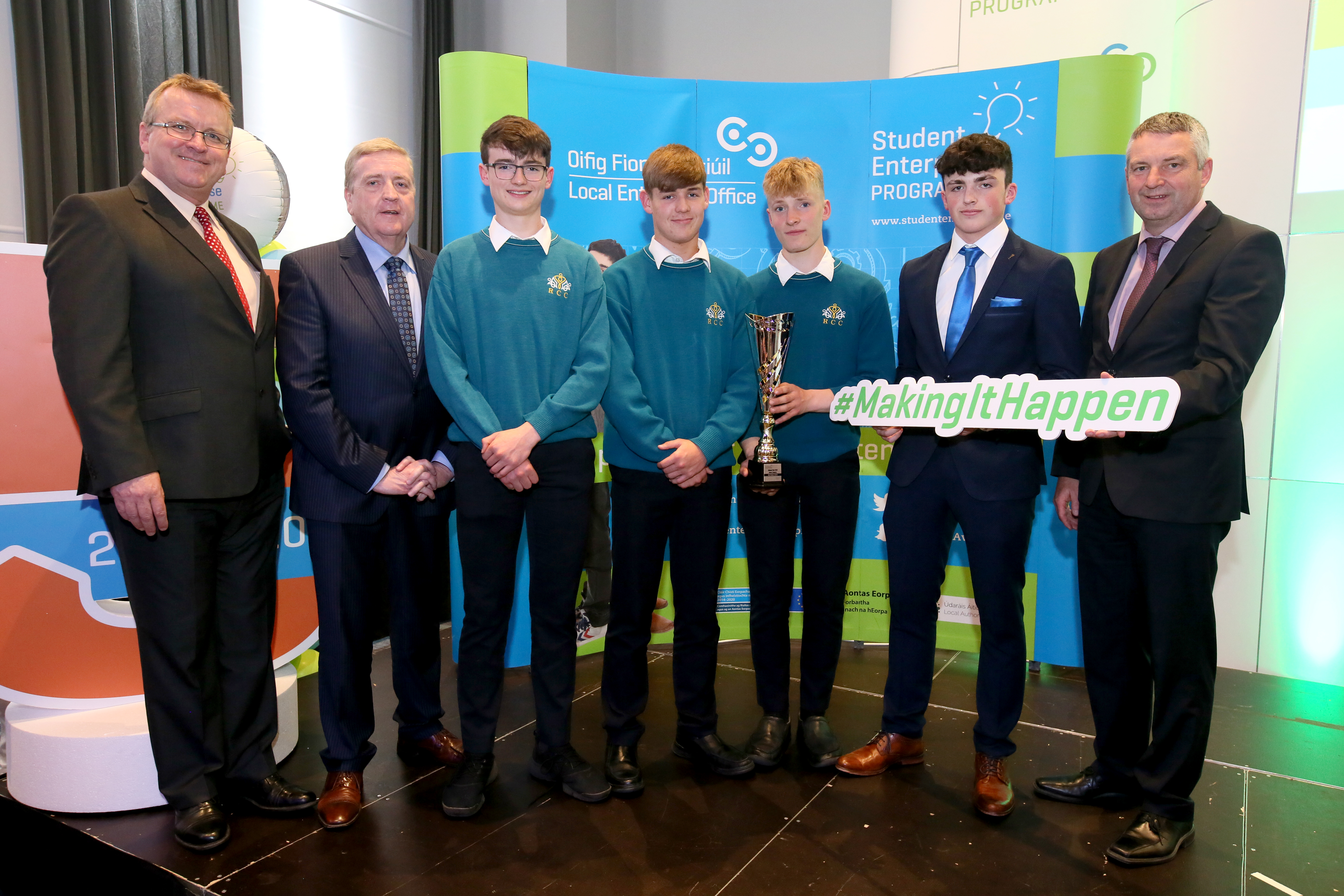 Student Enterprise Programmer Winners 2019
