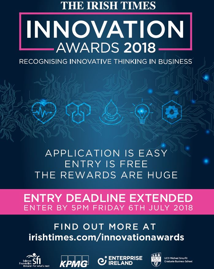Innovation Awards Deadline
