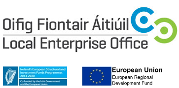 Logo for Local Enterprise Office, Wicklow