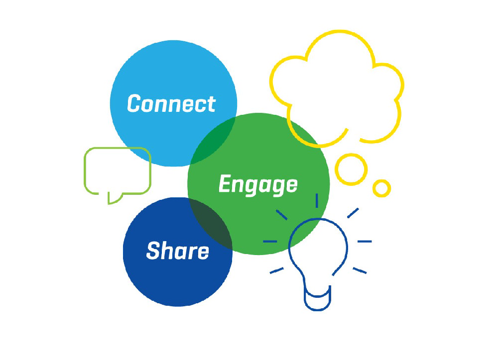 Connect Share Engage image