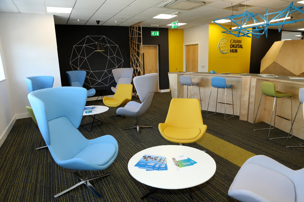 Cavan Digital Hub Office Space