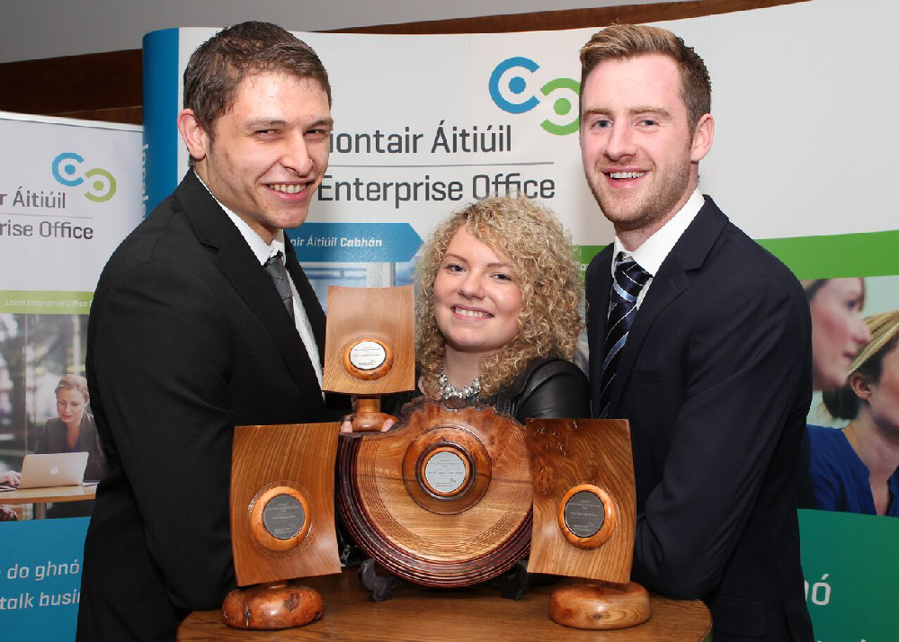 Three IBYE Cavan Winners