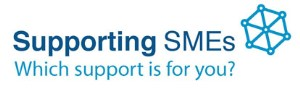 Supporting SMEs Online Tool logo