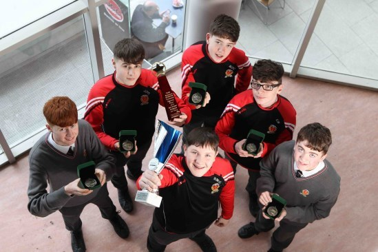 Cork City  - Student Enterprise Programme 2019 Winners