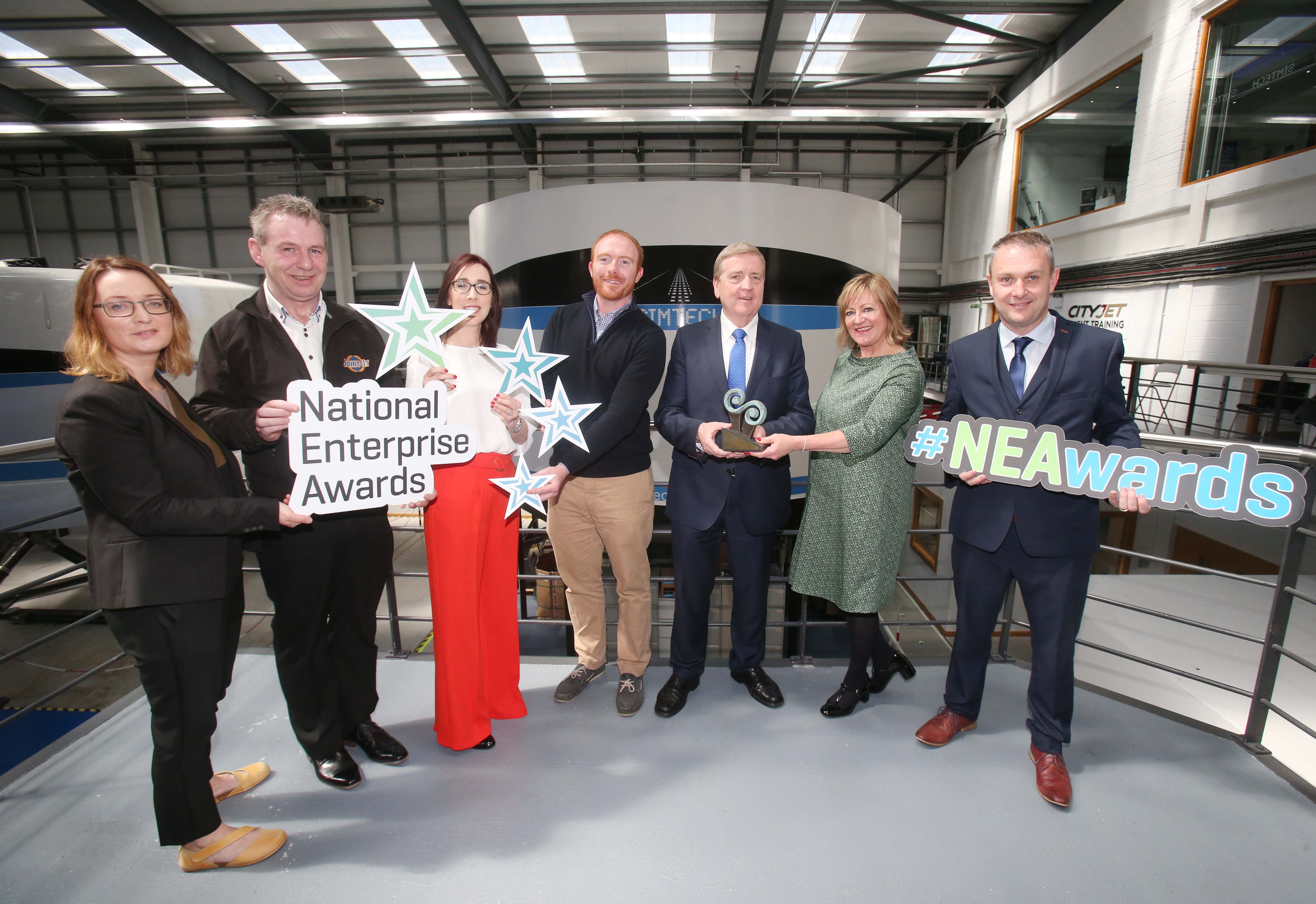 20 years of Winners for National Enterprise Awards 2018