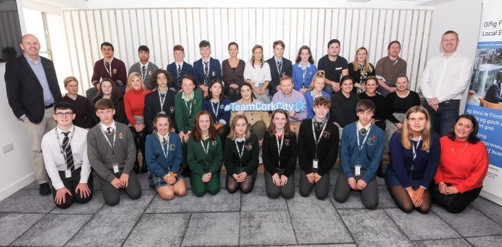 cork students think outside the box