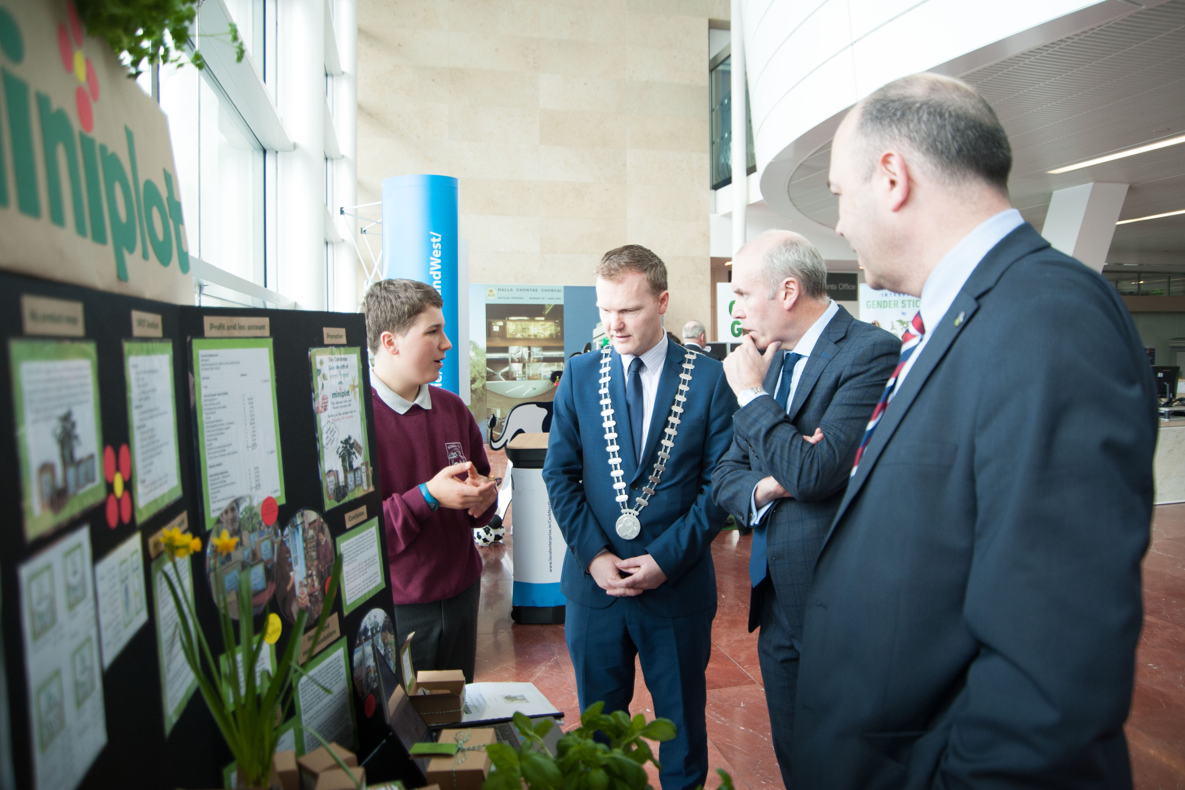 Schools Enterprise Cork North and West 2017