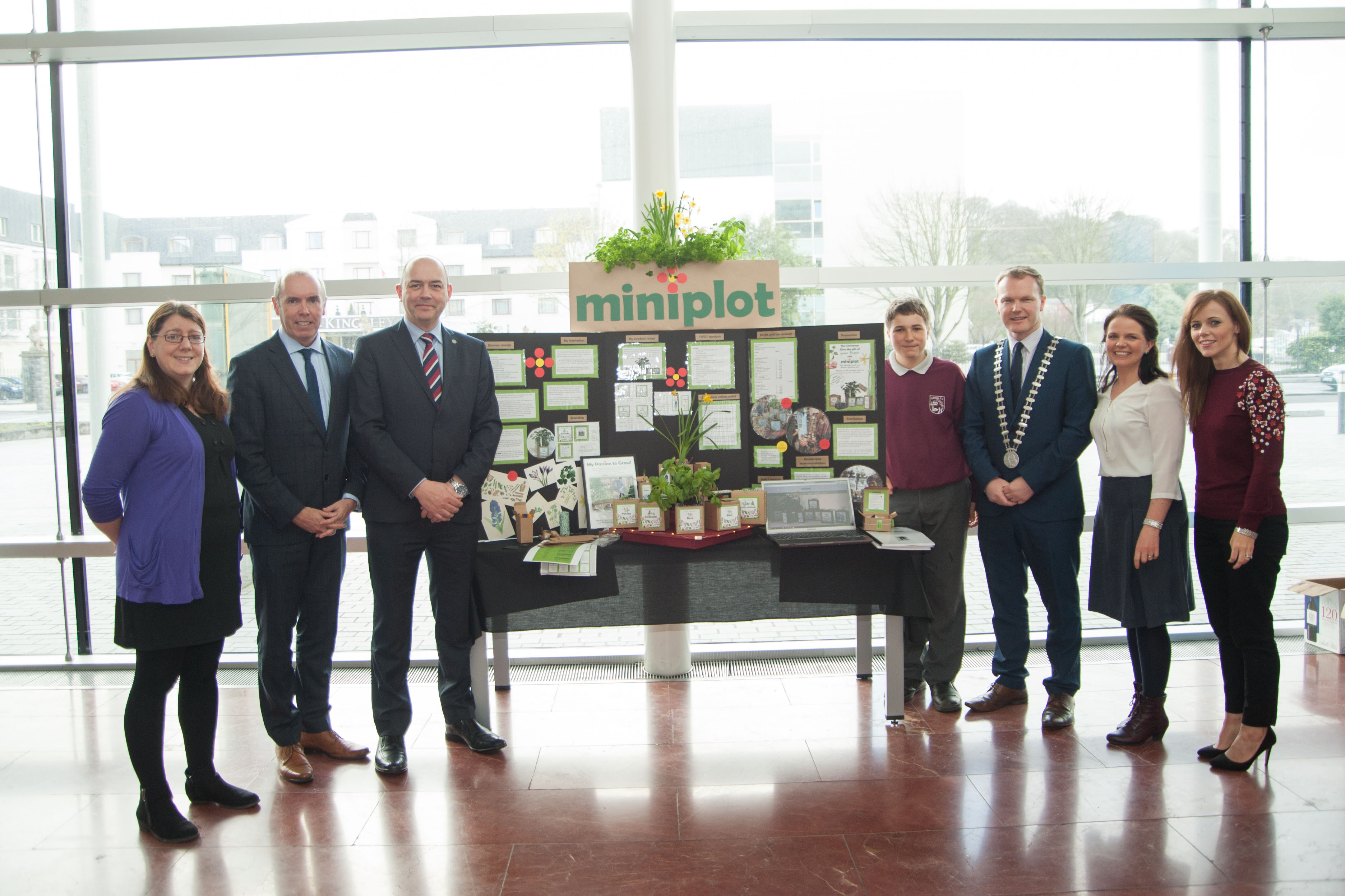 Regional Schools Enterprise Cork North and West 2017 2