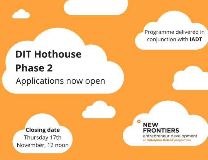 New Frontiers App Closing 17th Nov