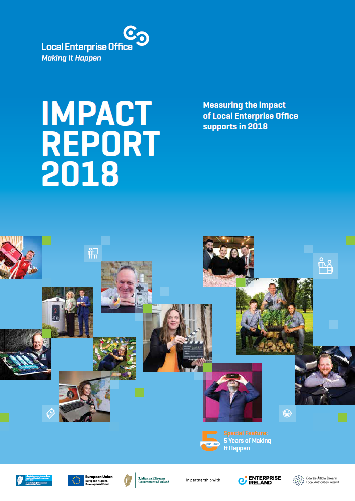 Impact Report Page