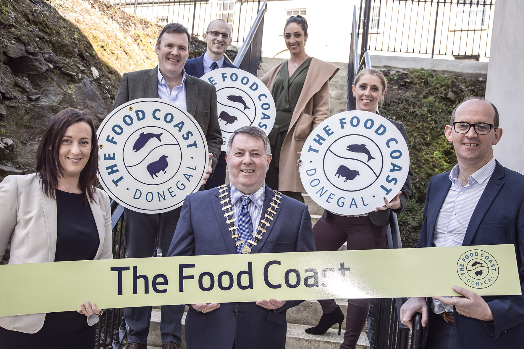 Launch of the Food Coast Website