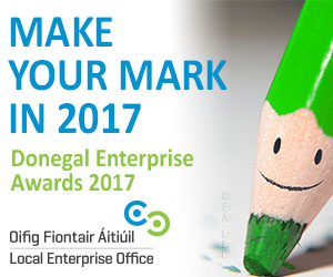 Donegal Business Awards 2017 Make Your Mark Image