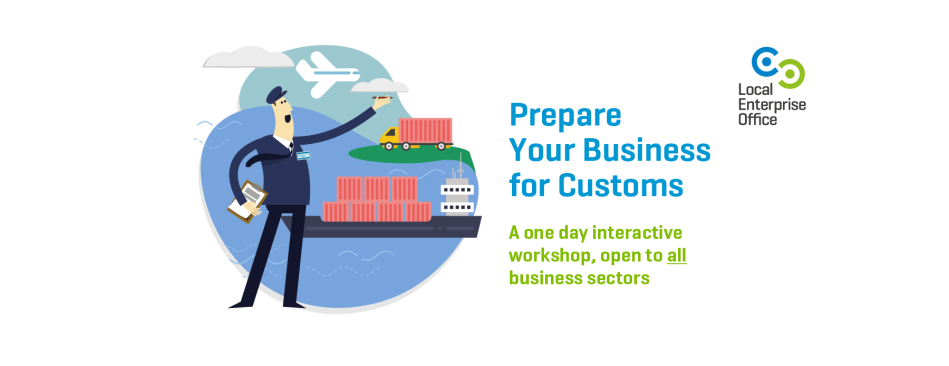 Prepare your business for customs