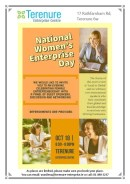 Terenue Enteprise Centre National Women's Enterprise Day Event 2018