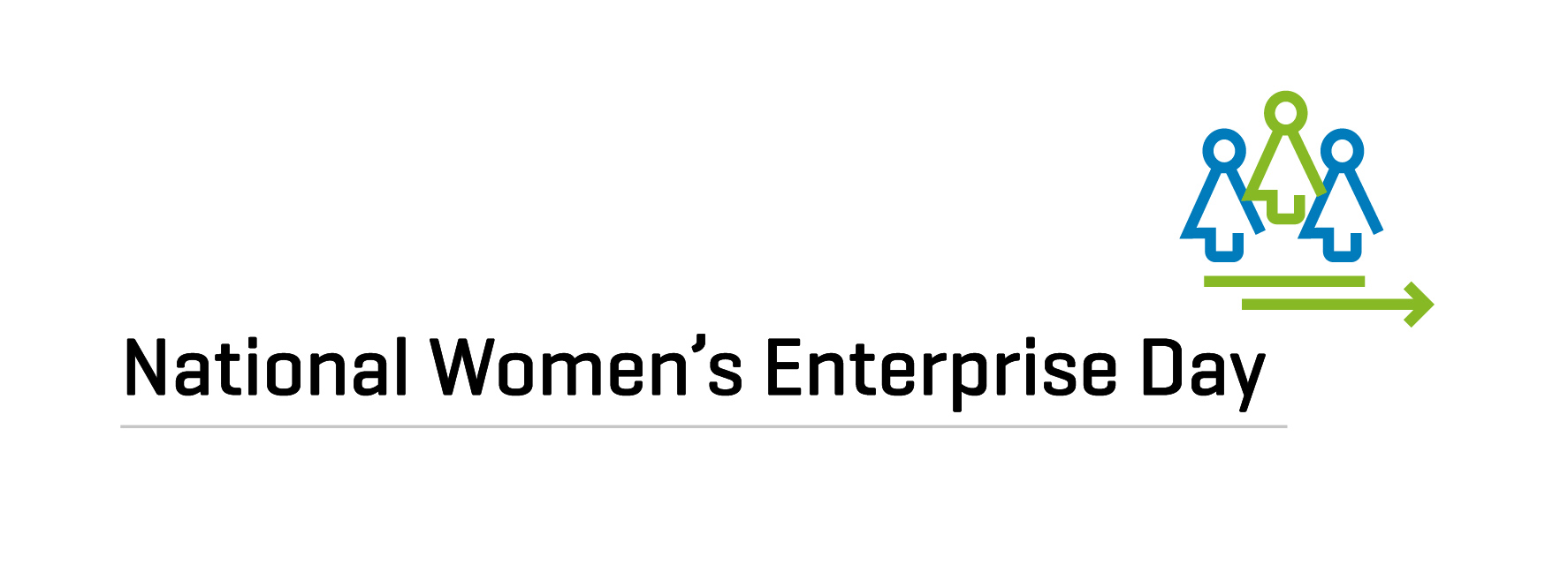 National Women's Enterprise Day 2018 Logo