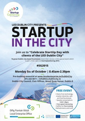 StartUp In The City