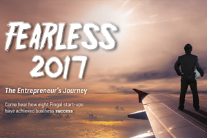 FEARLESS - The Entrepreneur's Journey - Thur 9th March