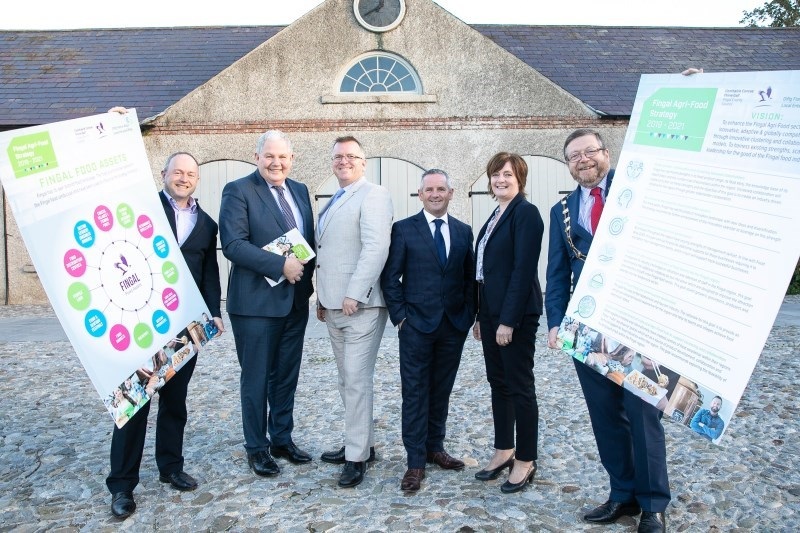 Fingal Agre-Food Strategy Launch