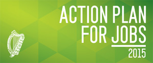Action Plan for Jobs 2015 logo