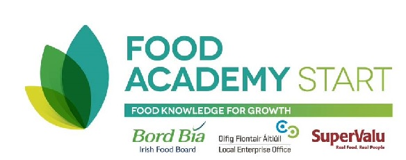 Food Academy Start program partners logo banner