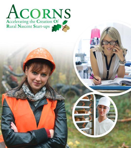 ACORNS - Female Entrepreneurs