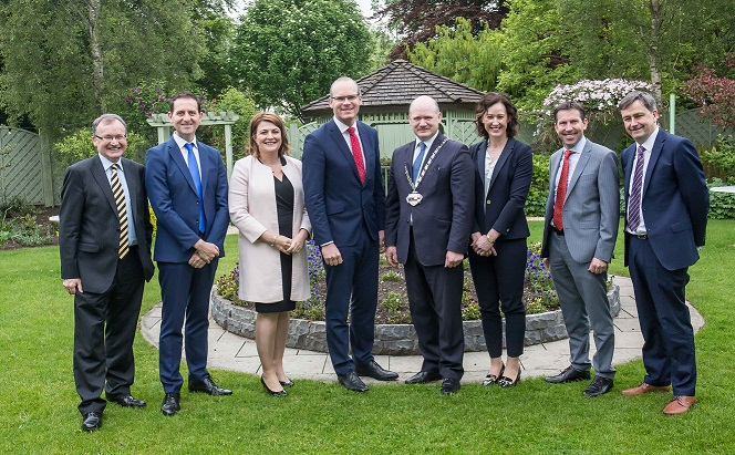 Brexit Breakfast with An Tanaiste and Panel