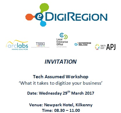 DigiRegion Invitation