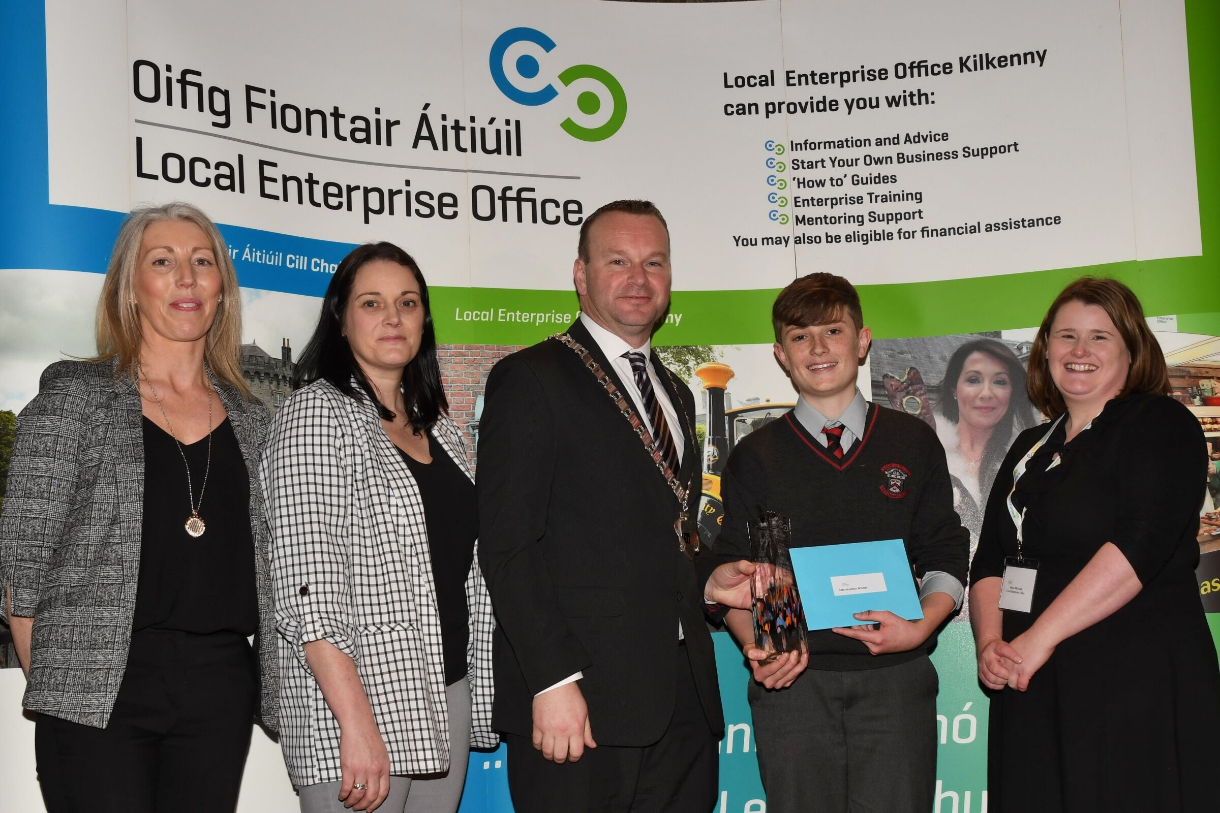 Student Enterprise Programme - Intermediate Category