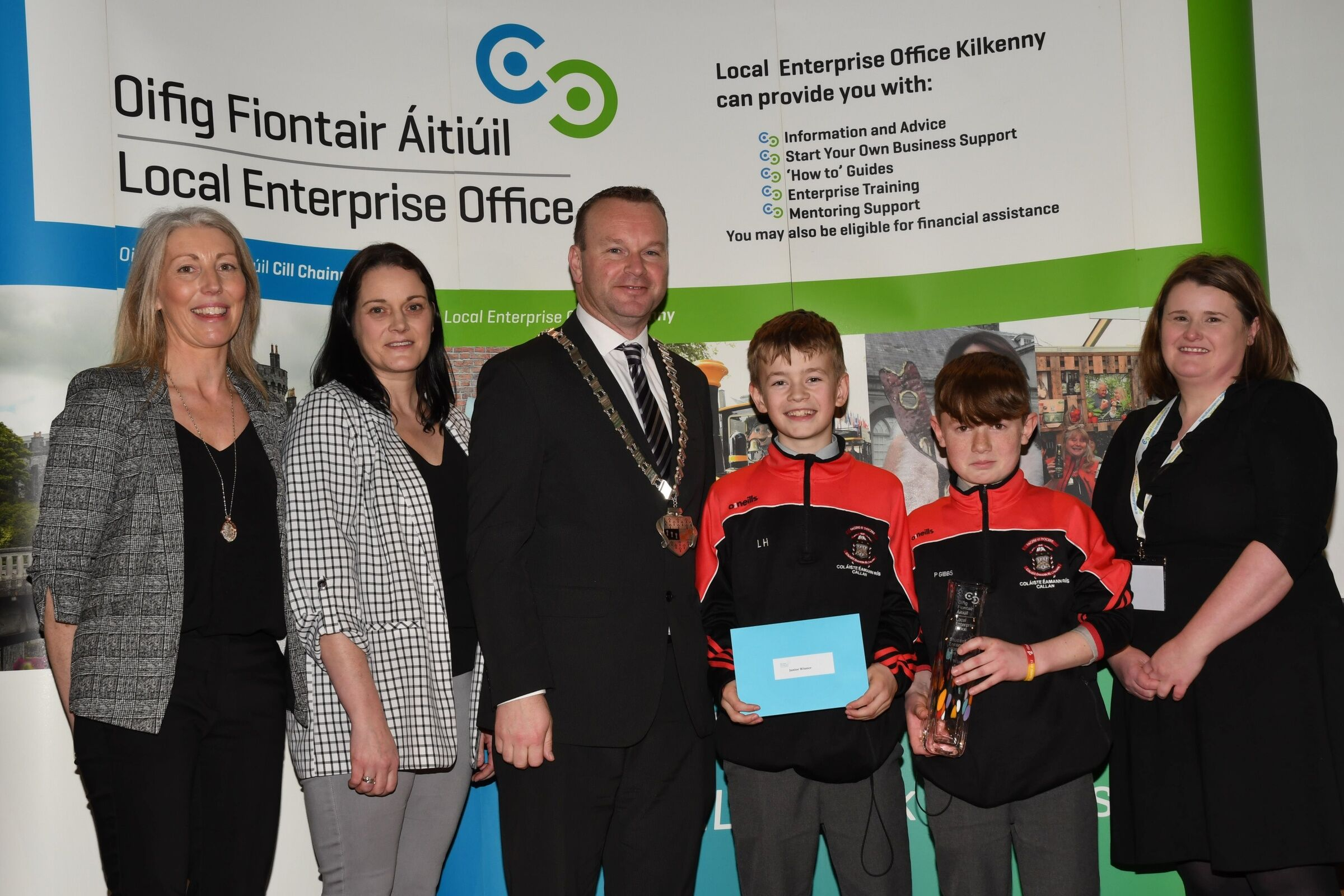 Student Enterprise Programme - Junior Category