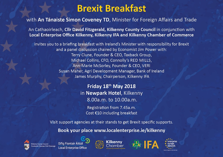 Brexit Invite with details