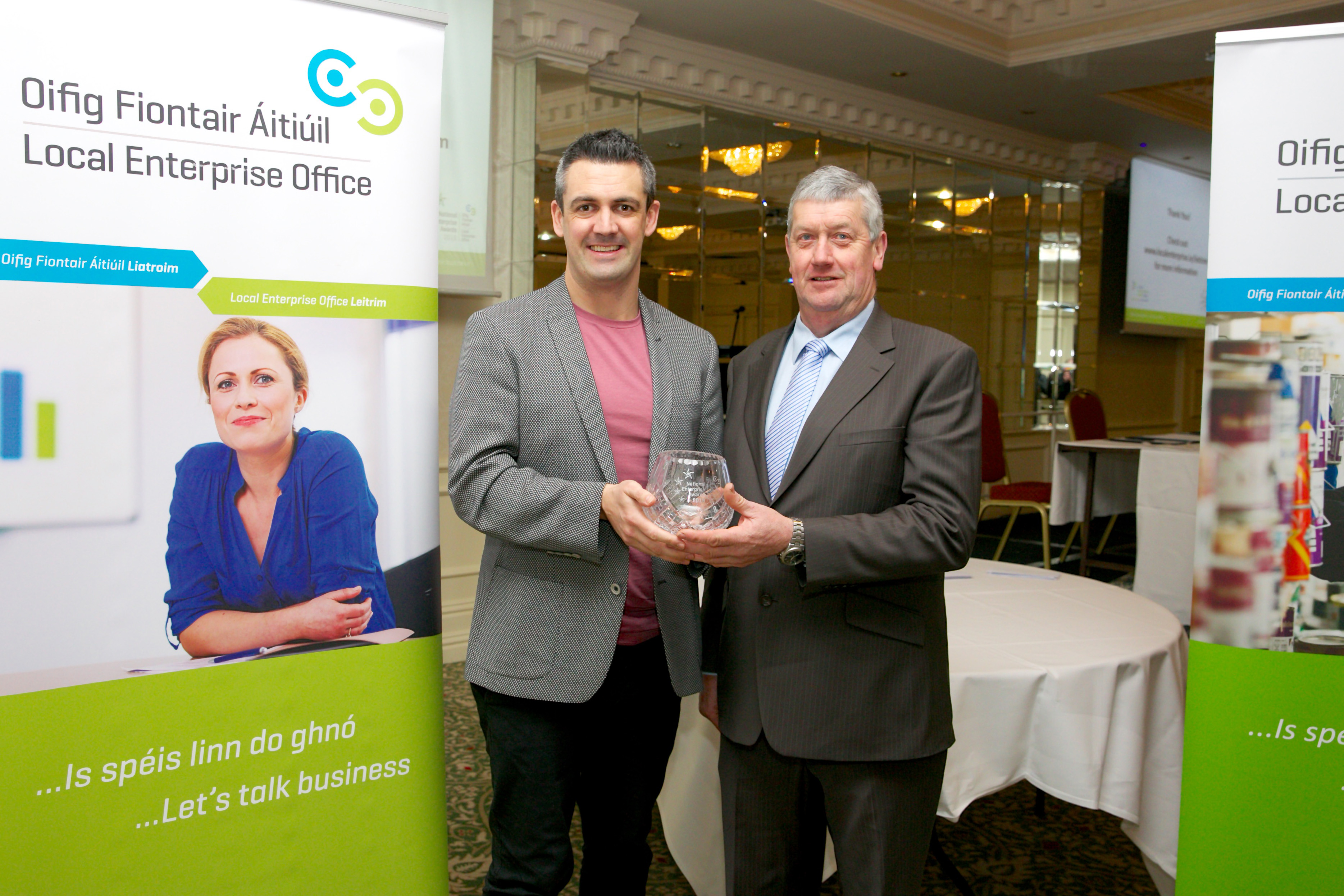 Second Prize National Enterprise Awards County Final Leitrim